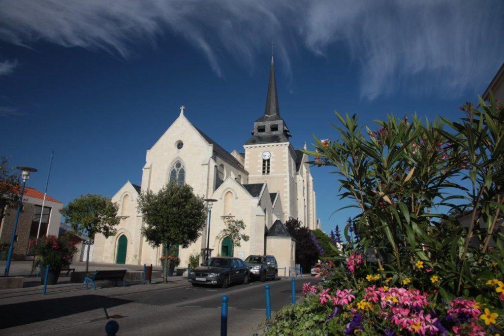 Centre bourg St hilaire de Riez