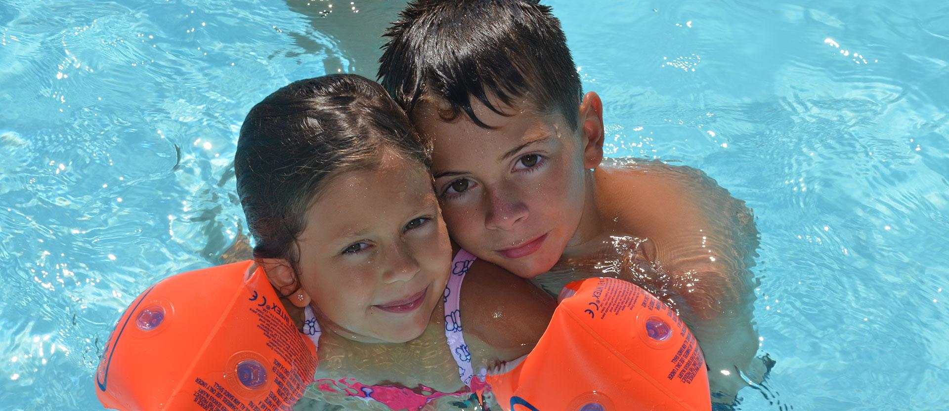 Camping piscine st Hilaire de Riez