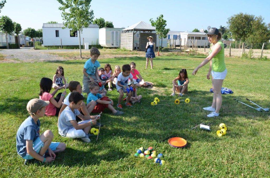 Activités club enfants