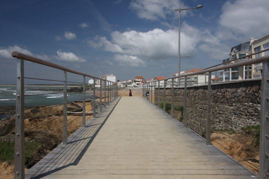 Promenade St hilaire de Riez