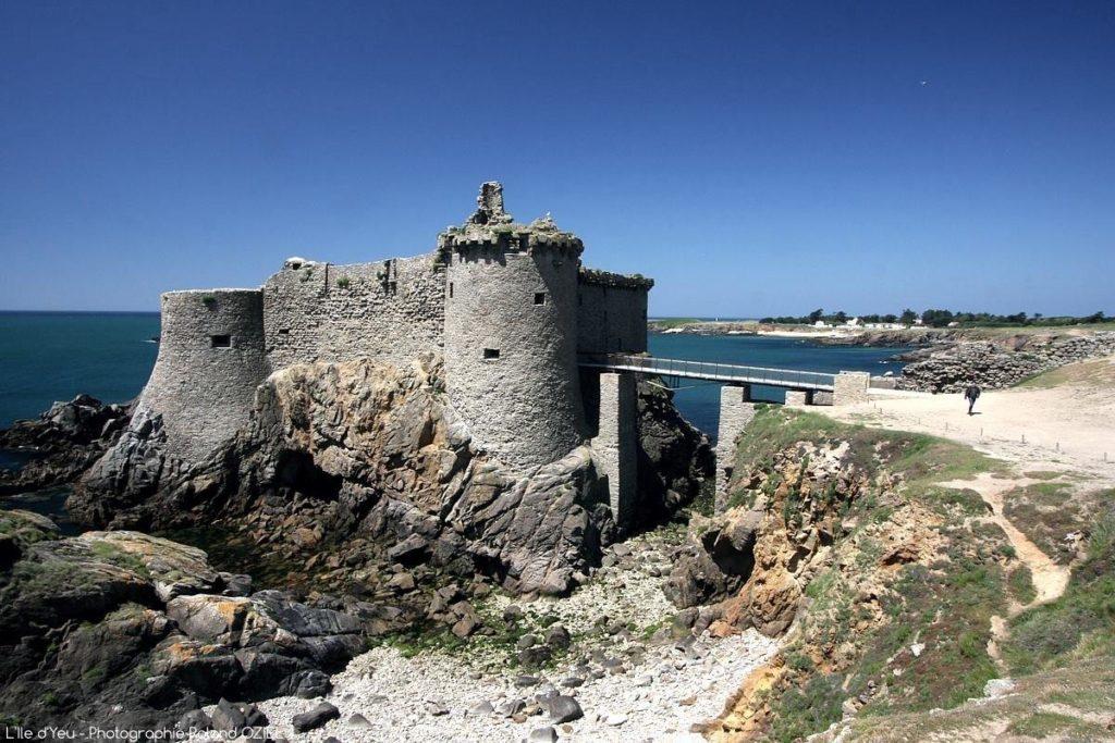 Chateau de l'île d'Yeu