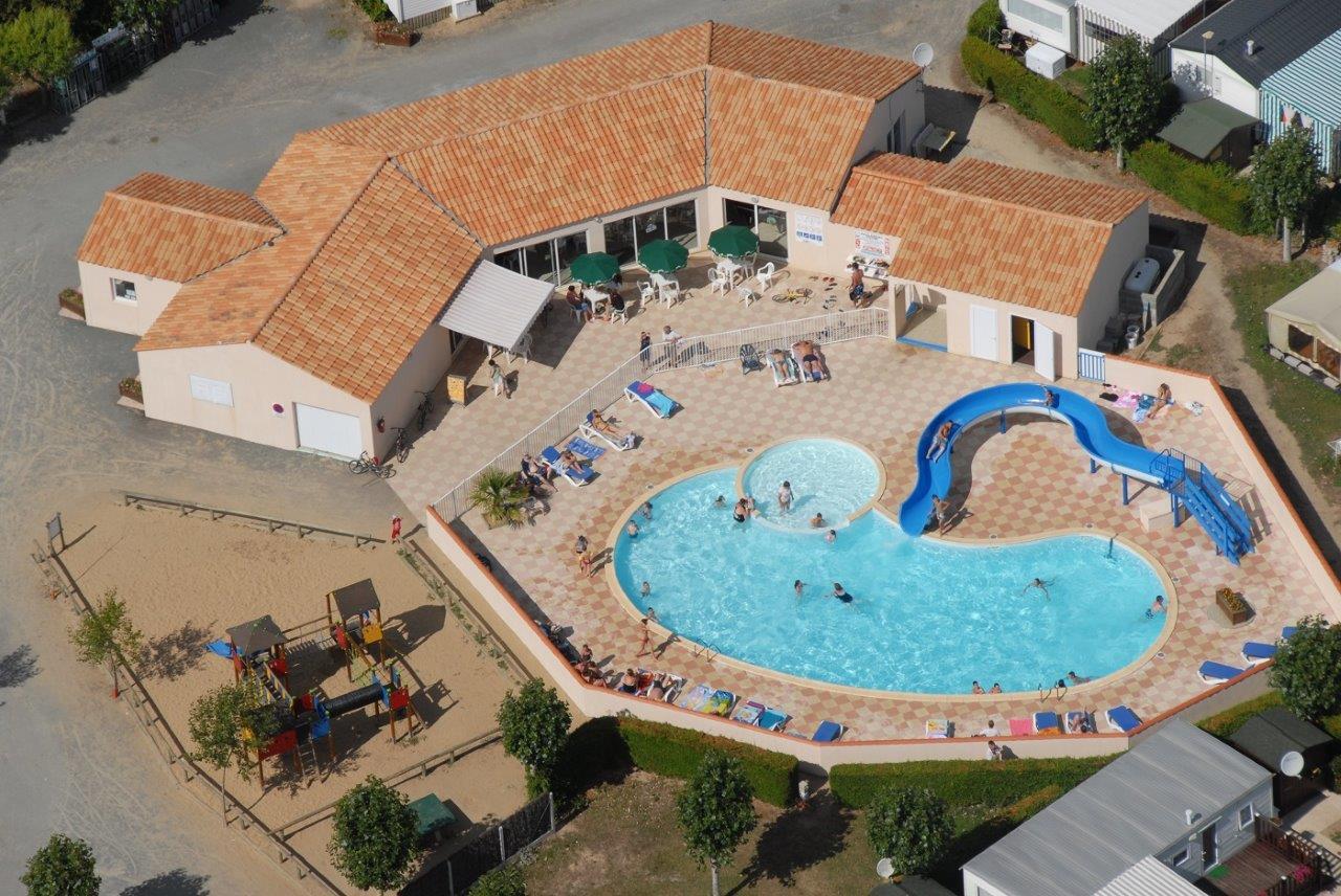 camping familial pour les enfants avec piscine st hilaire de riez